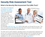 Security Risk Analysis Toolkit